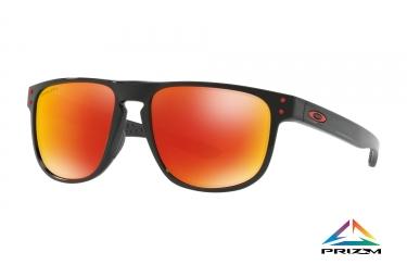 oakley lunettes holbrook r noir prizm ruby polarized ref oo9377 0755