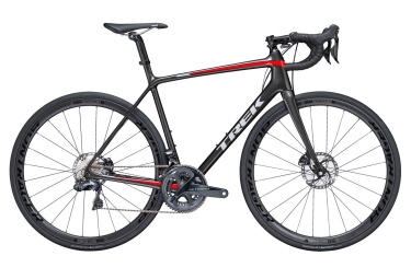 Road Bike TREK 2018 EMONDA SL 7 DISC Shimano Ultegra R8050 11s Black Red