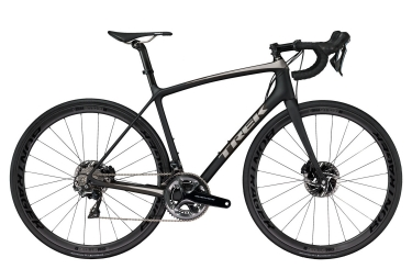 Road Bike TREK 2018 EMONDA SLR 8 DISC Shimano Dura-Ace R9100 11s Black Grey