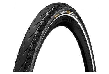 Pneu continental contact plus city 700 mm tubetype rigide safetyplus e bike e50 37 mm