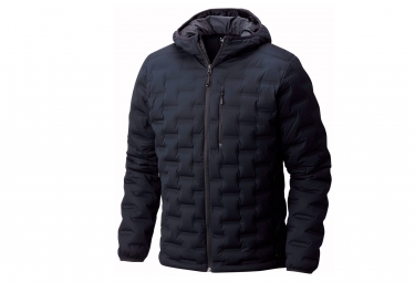Veste a capuche mountain hardwear stretchdown ds noir s