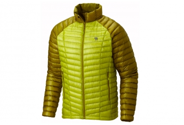 Doudoune mountain hardwear ghost whisperer vert l