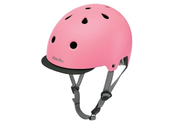 Casque electra quartz rose m 54 60 cm