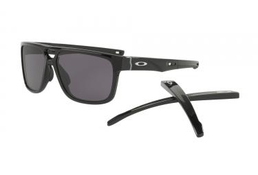 lunettes oakley crossrange patch noir gris ref oo9382 0160