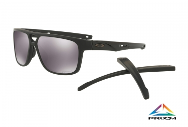 lunettes oakley crossrange patch noir prizm black ref oo9382 0660