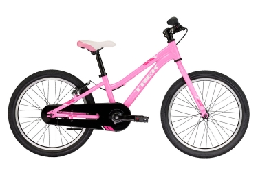 Vtt enfant trek 2017 precaliber 20 girls rose blanc