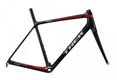 Frameset TREK 2018 EMONDA SL Black Silver Red