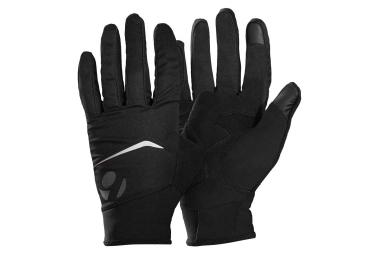 gants hiver femme bontrager sonic windshell noir l