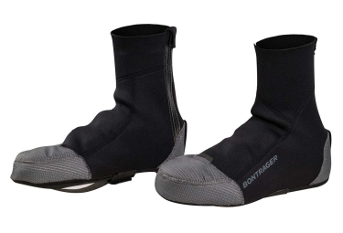 Bontrager S2 Softshell Shoe Covers Black