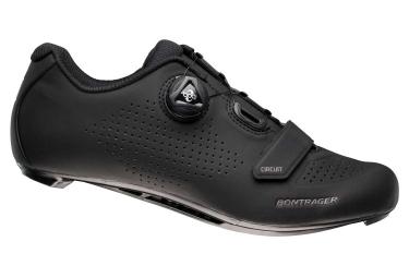 chaussures route bontrager circuit noir 43