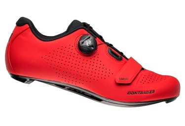 Chaussures route bontrager circuit rouge 39