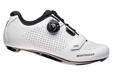 Chaussures Route Femme Bontrager Sonic Blanc