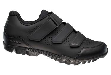 Chaussures vtt hommes bontrager evoke noir 39