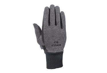 Paire de gants eider wooly grip e t 2 0 gris s