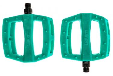 MERRITT P1 Pedals Aquafresh