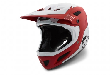 Casque integral giro disciple mips rouge mat l 59 63 cm