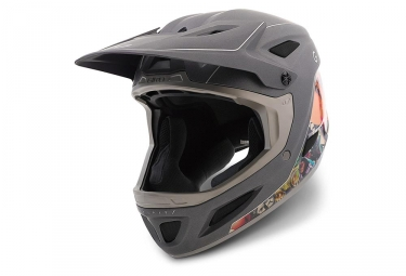 Casque Integral Giro Disciple Mips Sonic psych Black