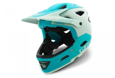 casque integral giro switchblade mips vert mat l 59 63 cm