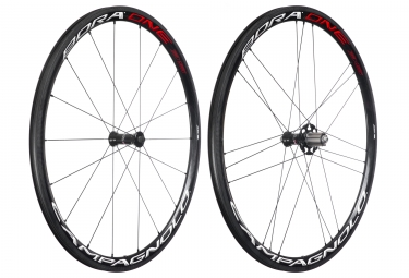 paire de roues campagnolo bora one 35 shimano sram patins 9 x 100 9 x 130 mm