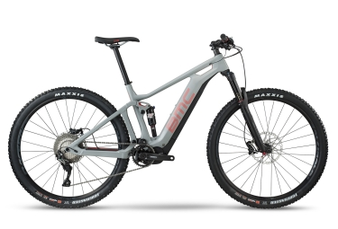 Vtt electrique bmc 2018 speedfox amp three shimano slx 1x11v shimano steps e 8000 gr