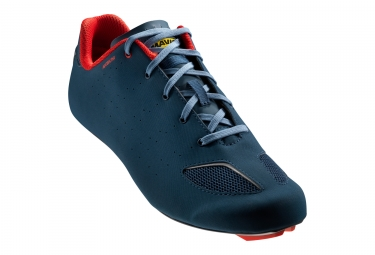 paire de chaussures route mavic aksium iii 2018 bleu 46