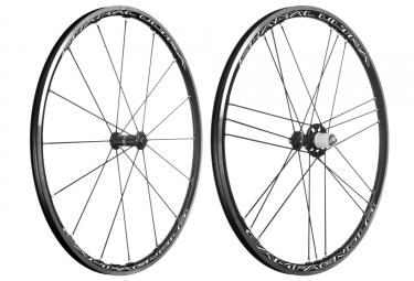 paire de roues campagnolo shamal c17 shimano sram patins 9 x 100 9 x 130 mm