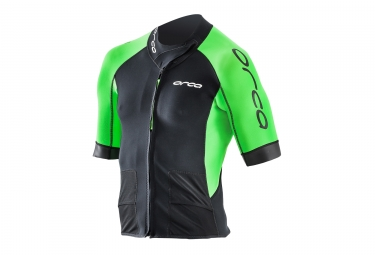 Orca Swimrun Core Top Black Green
