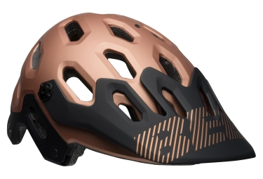 Bell Super 3 Helmet Black Copper