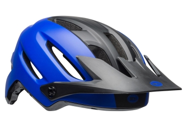 Casque bell 4forty noir bleu m 55 59 cm