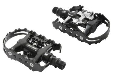 Paires de pedales massi m604 vtt spd