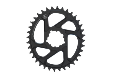 SRAM X-SYNC 2 OVAL EAGLE Direct Mount Chainring, 3mm Offset 12 Speed, Black