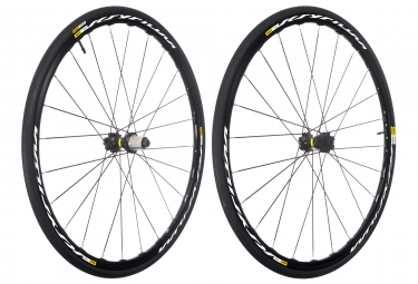 mavic 2018 paire de roues ksyrium disc m 25 shimano sram center lock 12 x 100 12 x 142 mm