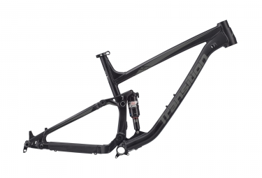 Transition Scout Alu 27.5'' MTB Frame | Rockshox Monarch RT3 Debonair | Black