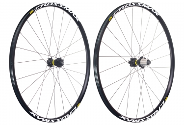 MAVIC 2018 Wheelset Crossmax 29