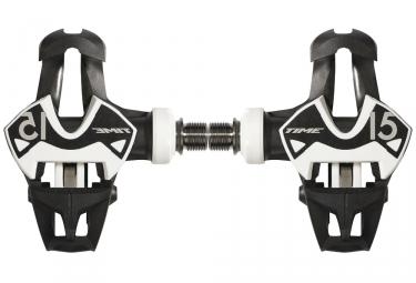 Time 2018 paire de pedales x presso 15 titane carbon roulements ceramique