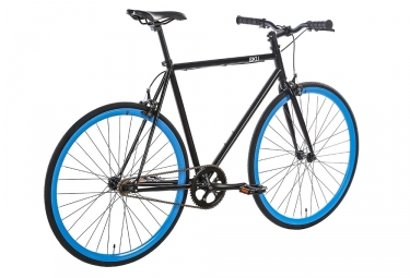 Fixie 6KU Shelby 4 Noir Bleu