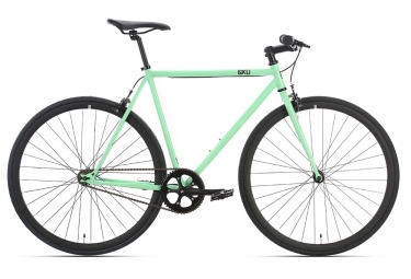 6KU Milan 2 Fixie Bike Green
