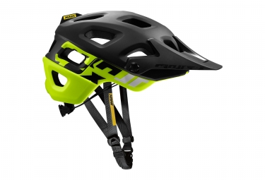 MTB Helmet MAVIC CROSSMAX PRO Black Safety Yellow