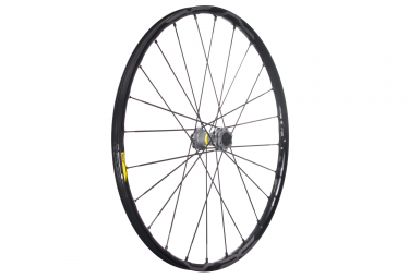 mavic 2018 roue avant xa pro 29 6 trous boost 15 x 110 mm