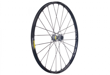mavic 2018 roue avant xa pro 27 5 6 trous boost 15 x 110 mm