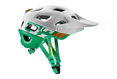 MTB Helmet MAVIC CROSSMAX PRO White Green