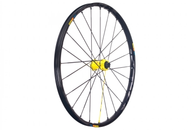 mavic 2018 roue avant e deemax pro 27 5 6 trous boost 15 x 110 mm
