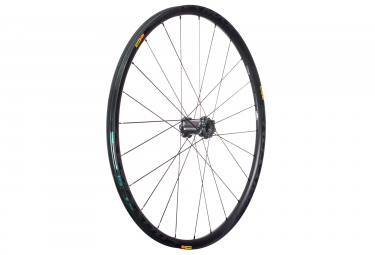 Mavic 2018 roue avant crossmax pro carbon 29 lefty 6 trous lefty 60 supermax