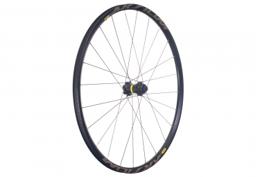 mavic 2018 roue avant aksium allroad disc 650 center lock 12 x 100 mm