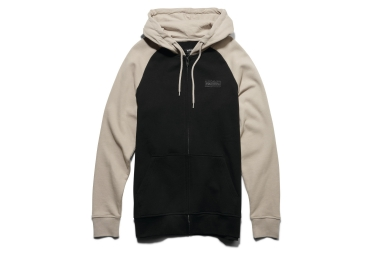 Etnies Core Icon Zip Sweat Black Beige