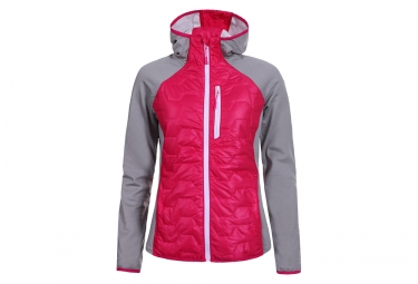 Icepeak Bjork Women Jacket Pink Grey