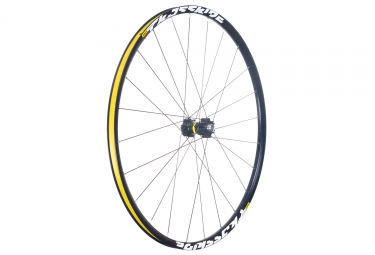 Mavic 2018 roue avant crossride fts x 29 6 trous 9 15 x 100 mm