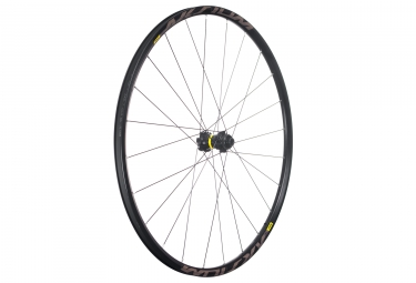 Mavic 2018 roue avant aksium allroad disc 700 center lock 12 x 100 mm