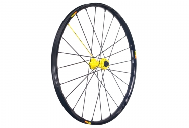 mavic 2018 roue avant deemax pro 27 5 6 trous boost 15 x 110 mm