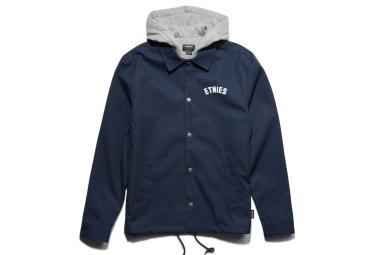 Etnies Keystone Coach Jacket Blue
